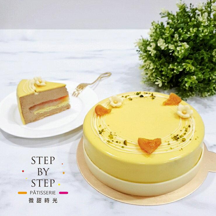 【微甜時光】 (6吋) / 母親節蛋糕