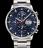 MIDO 美度 M0164141104100 Commander 指揮官系列機械腕錶 藍 銀 42.5mm 0