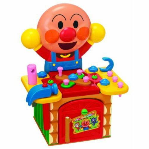 《 麵包超人 》ANP 工具箱玩具
