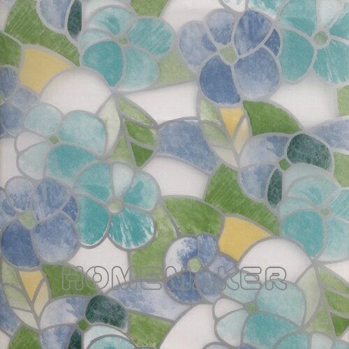 彩繪玻璃窗貼_GH-T028