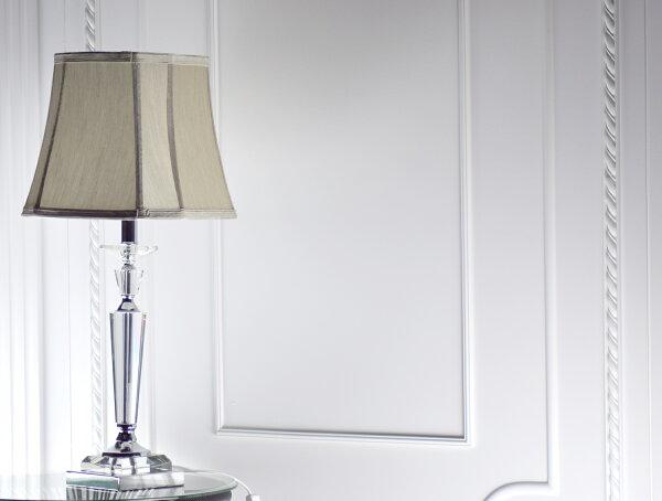 歐風宮廷罩水晶桌燈-BNL00090