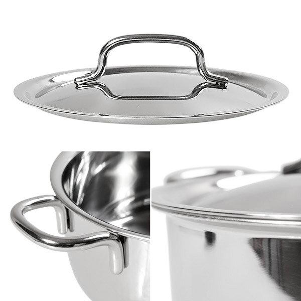 GEO日本製不鏽鋼單柄鍋 / IH對應 / 18cm / ok-85016015。共1色-日本必買 日本樂天代購(7217*1.6) /  件件含運 2