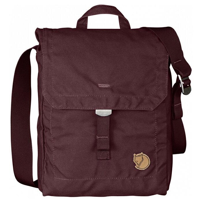 【鄉野情戶外用品店】Fjallraven  瑞典   小狐狸 Foldsack No.3 信封式側背包/旅行側包/24225 《深紅色》