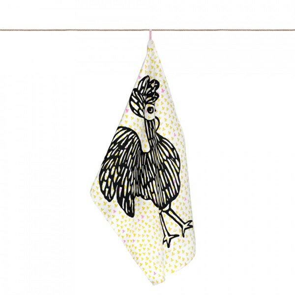 《法國 La Cocotte Paris》Ochre Lysette Riko Tea Towel 茶巾 0