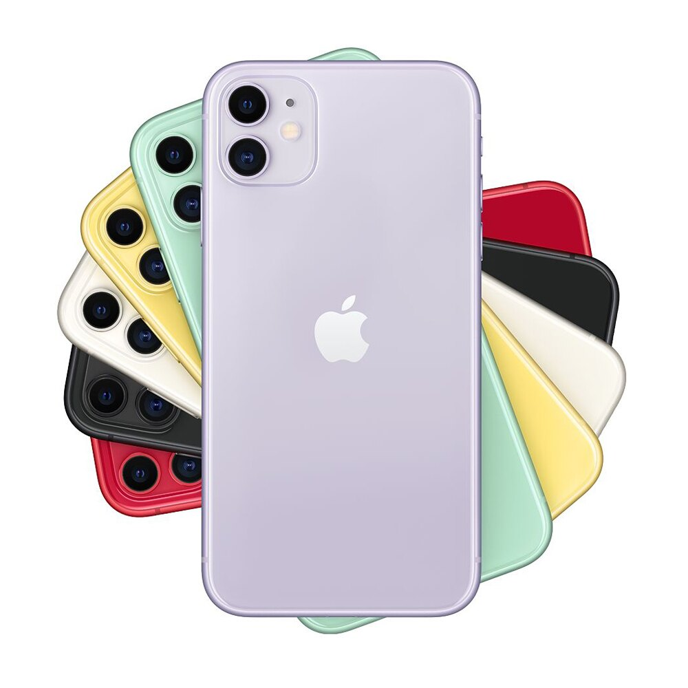 Apple iPhone 11 128G 6.1吋智慧型手機 - 台灣公司貨 愛瘋11新機上市