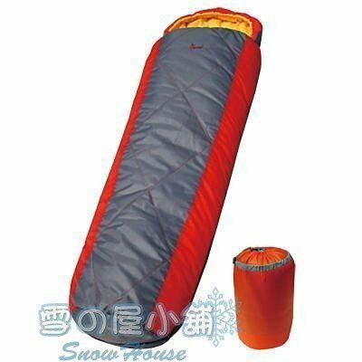 ╭☆雪之屋戶外休閒館☆╯@P18-2探險家超細中空纖維棉睡袋DJ3008(歐洲媽咪型) 登山/露營/自行車用品