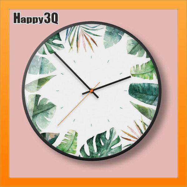 個性創意時尚家用靜音現代簡約新款大氣時鐘掛表北歐鐘錶掛鐘客廳-多款【AAA4536】