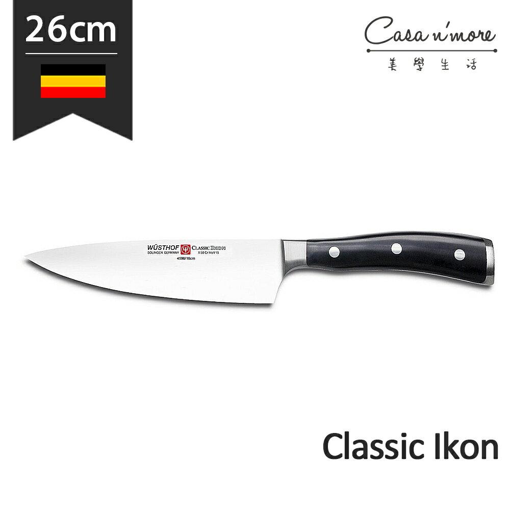 Wusthof 三叉牌 Classic Ikon 主廚刀 料理刀 26cm 德國製 - 限時優惠好康折扣
