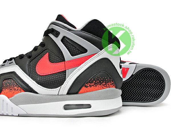 [26.5cm] 2020 NIKE LAB 限量發售 NIKE AIR TECH CHALLENGE II ANN QS BLACK LAVA 黑白紅 復古網球鞋 YEEZY 原型中底 阿格西 Andre Agassi 熱溶紅 (CQ0936-001) ! 3