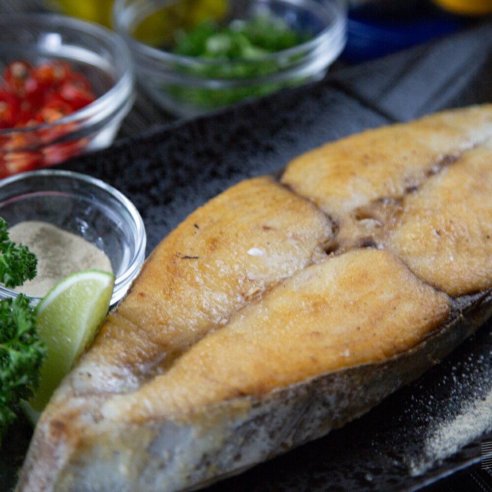 遠洋土魠魚(輪切全肉) 450 g