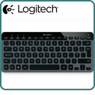 Logitech 羅技 K810 藍牙炫光鍵盤 920~004642