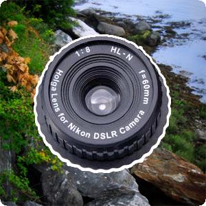 『樂魔派』HOLGA NIKON 單眼相機專用 HL-N BC LOMO 特效鏡頭 適用 D3100 D5100 D80 D90 D700 D7000