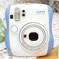 母親節禮物推薦3C:手機、運動手錶、相機及拍立得到『樂魔派』 免運 平輸 富士 MINI 25 拍立得相機 藍色 單機 另售 INSTAX KITTY 7S 8 50S 90