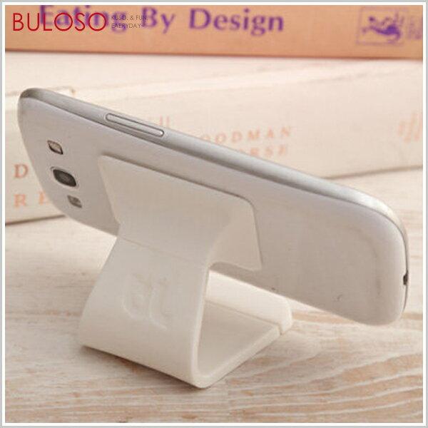 不囉唆:《不囉唆》2色L型手機座桌面手機支架汽車手機支架超強吸力支架(不挑色款)【A272957】