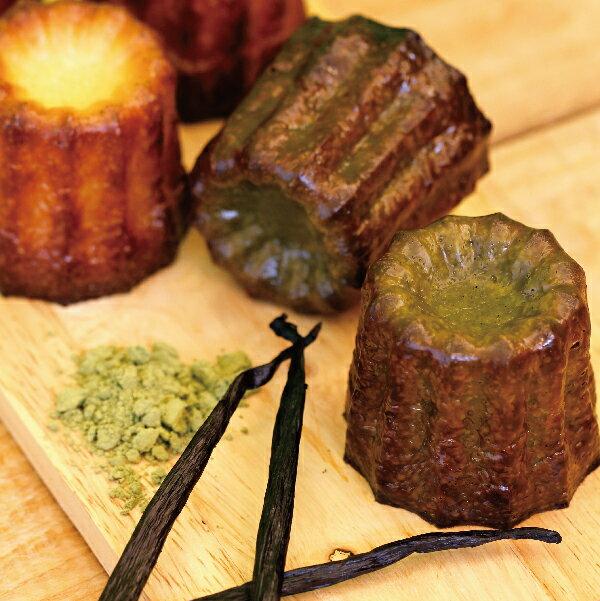 ★ 可麗露 禮盒 ★【 The Harvest ∞ 麥田⊙ 法式甜點 】軟木塞樸實的外表,外層硬脆,內在卻很Q軟,是法國相當經典的甜點 3