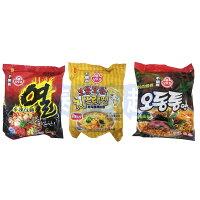 韓國泡麵推薦到韓國 不倒翁 起司風味拉麵 辛辣拉麵 海鮮烏龍 泡麵就在泰菲印越推薦韓國泡麵