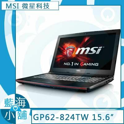 MSI 微星 GP62 6QF^(Leopard Pro^)~824TW ^( i7~67