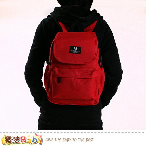 休閒背包大學生背包迪士尼米奇正版雙肩大背包魔法Baby~f0272