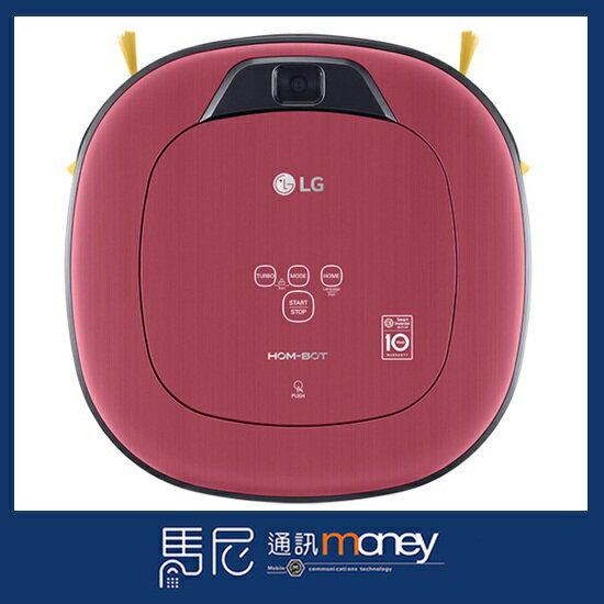 樂金LG掃地機器人VR66713LVMWiFi版(雙鏡頭)加長刷頭易取集塵盒清潔機器人【馬尼通訊】