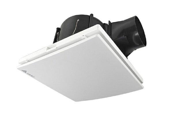 洗樂適衛浴:台達電子DC直流換氣扇VFB21ABT2-F(高速濾網型)