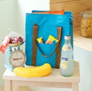 韓版大號防水保溫包 便當包 午餐包 野餐包 側背包 斜背包 【SV2929】快樂生活網