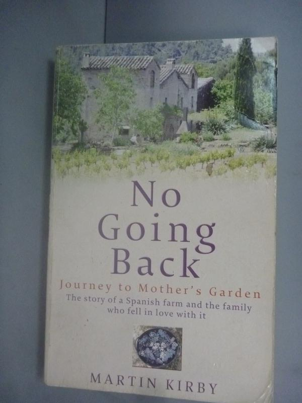 ~書寶 書T6/原文小說_HHH~No Going Back: Journey to Mo