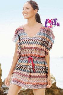 來福外罩,V269罩衫波西米亞罩衫可內搭游泳衣泳裝比基尼正品,單罩衫售價550