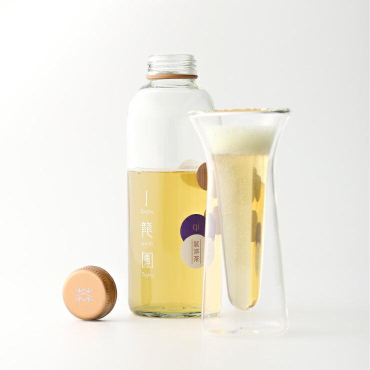 【氣淬茶】凍頂烏龍氣泡茶 - 氣蘊桂花 (450ml / 瓶) /Chi Yun Guei Hua/Chi of Sweet Olive 0
