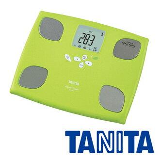 【當日配贈好禮 】塔尼達 體組成計 TANITA 塔尼達 體脂計(柑橘綠)BC-750