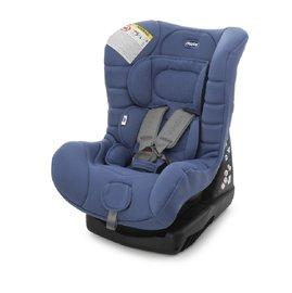 【淘氣寶寶●奶瓶清潔液+香草奶嘴】義大利原裝Chicco ELETTA全歲段汽車安全座椅(藍)