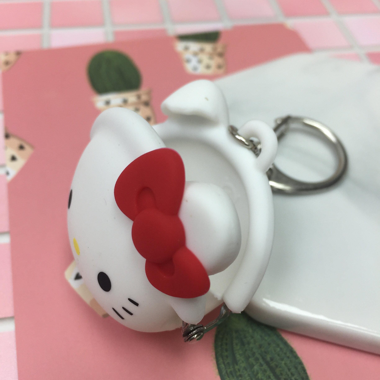 造型零錢包吊飾 三麗鷗 Hello Kitty 凱蒂貓 KT貓 造型吊飾 日本進口正版授權