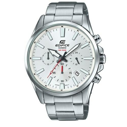 CASIO EDIFICE酷炫寶車三眼計時腕錶  EFV~510D~7AVUDF