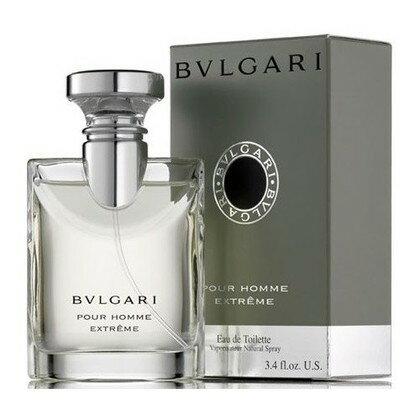BVLGARI EXTREME 寶格麗 大吉嶺極緻 男性淡香水 100ml - 限時優惠好康折扣