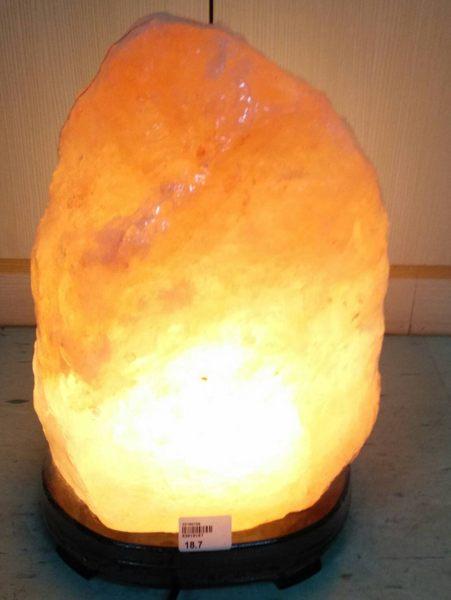 100^%喜馬拉雅山鹽燈 18.7kg ^~開運招財 擋煞 除濕 補充能量 溫暖家人的心