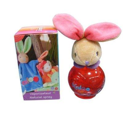 KALOO 無酒精寶寶香水 POP系列 彩繪兔兔香水 100ml ☆真愛香水★ 聖誕交換禮物女生