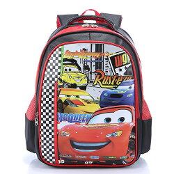 正版Disney 迪士尼汽車總動員 閃電麥昆 兒童書包 後背包-SC81001