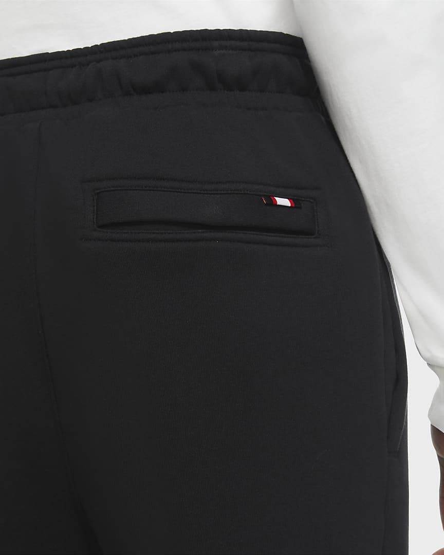 [ALPHA] JORDAN FLIGHT PANT CV6149-010 男款 縮腳棉褲