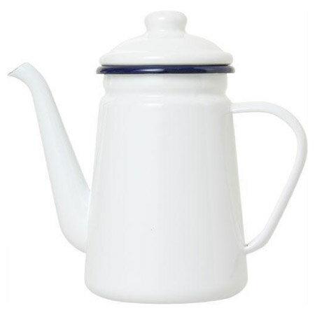 琺瑯咖啡壺 1.1L ENABE023WH NITORI宜得利家居 2