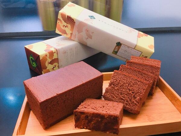 花須寺長崎蛋糕-巧克力