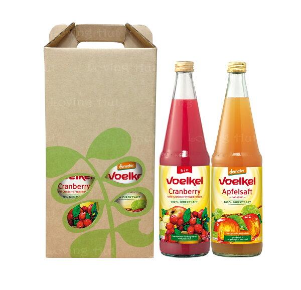 愛家純素生活館 Loving Hut Vegan Shop:維可Voelkel有機鮮果純汁禮盒任選兩入★愛家嚴選純素禮盒100%原裝進口能量果汁
