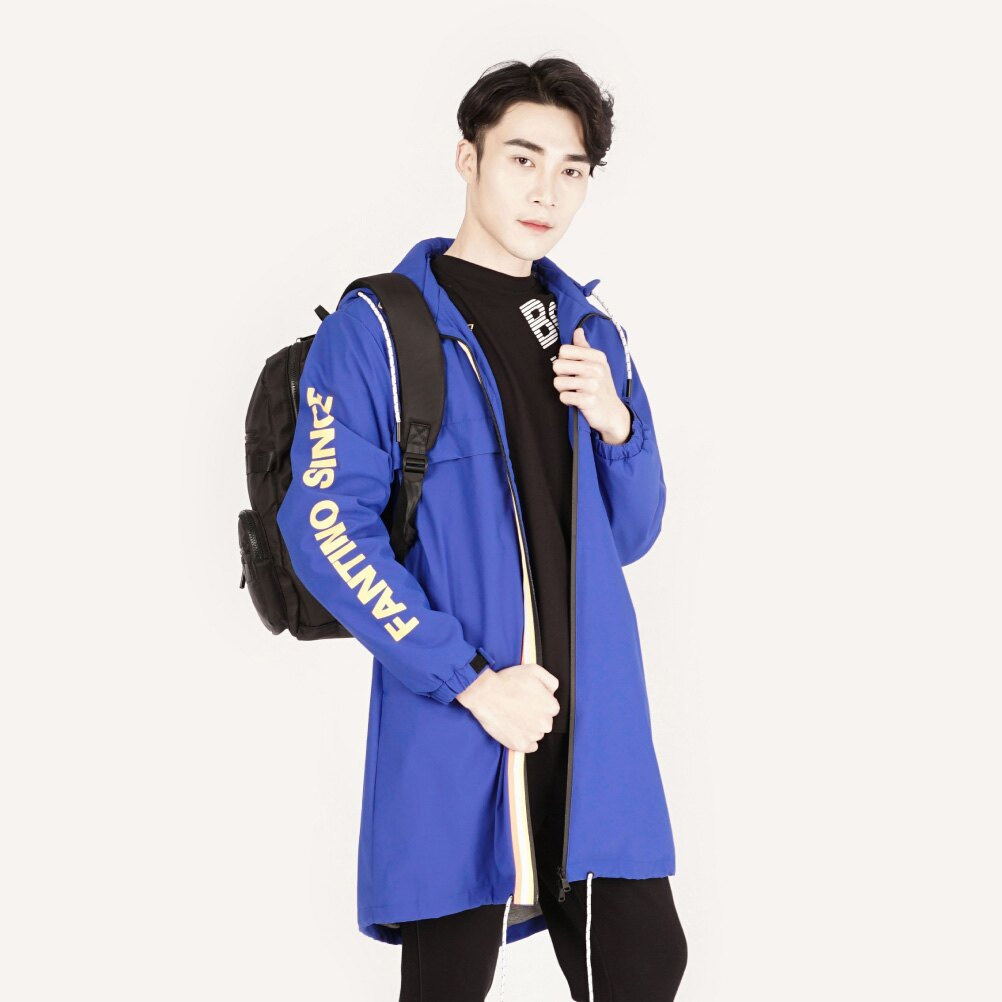 【FANTINO】外套(男)-藍 945335 2