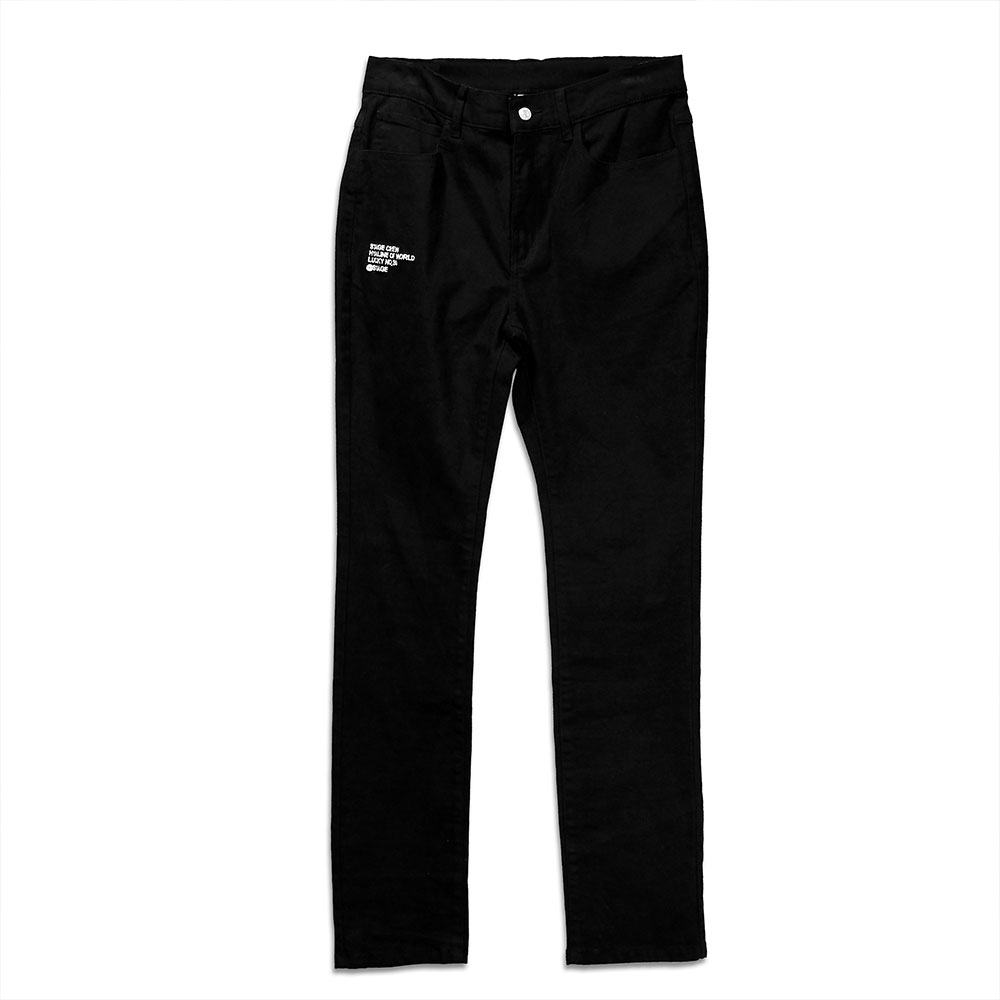 STAGE ALL DAY PANTS 黑色 3