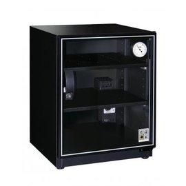 防潮家電65公升AD-66 收藏家電子防潮箱 免運費 五年保固 單眼相機防潮/發霉/除濕/乾燥 4P四保科技