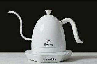 金時代書香咖啡 Brewista Artisan 電熱手沖壺 經典白色 600ml - 限時優惠好康折扣