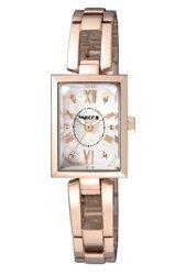 CITIZEN WICCA廣告款白蝶貝面板錶/BE1-020-11