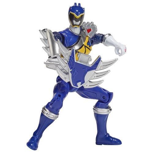 """Power Rangers Dino Super Charge 5"""" Dino Steel Blue Ranger ff1b6856c3896a5a70292c7385b54b0a"""