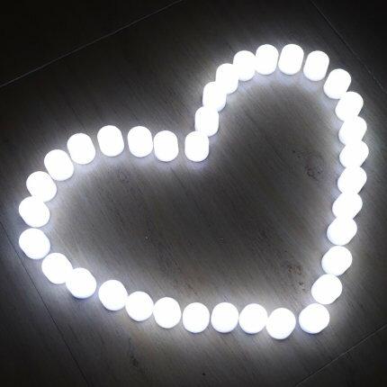 電子蠟燭燈浪漫LED求婚告白愛心蠟燭情人節佈置浪漫驚喜電子蠟燭『S399』