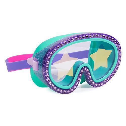 美國Bling2o時尚兒童全罩式泳鏡-閃亮明星-搖滾葡萄★衛立兒生活館★