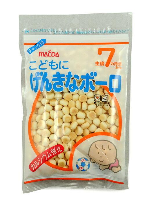 [哈日小丸子]前田小兒元氣蛋酥(夾鏈袋包裝/88g)