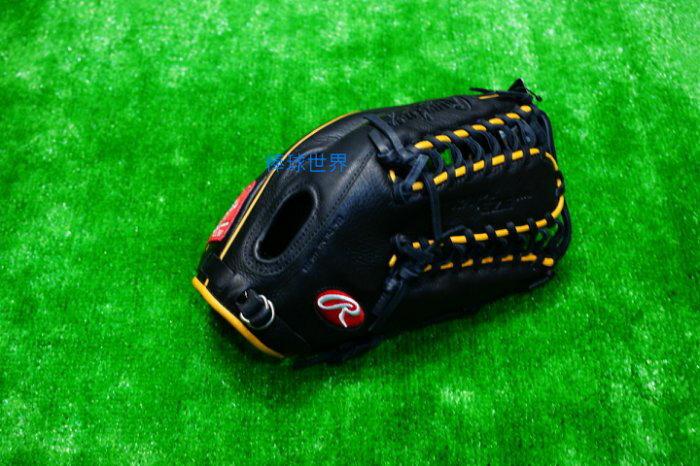 棒球世界 全新美國進口 RAWLINGS 羅林斯 Gold Glove 金手套 外野手套特價 6指